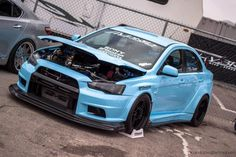 This is a evo x not an evo 10