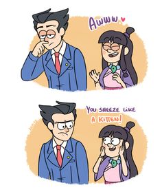 Jesshoshaphat! • Posts Tagged 'ace attorney'