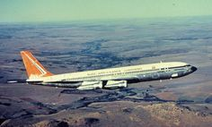 ☼✈South African Airways✈SAA 707 Boeing 707, Boeing Aircraft, Passenger Aircraft, World Pictures, Airplane, South Africa, Hobbies, Engineering, African