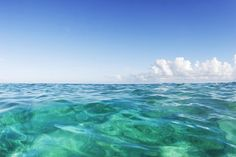 Simple Ocean 2 by Vince Cavataio.  Beautiful ocean water photography.