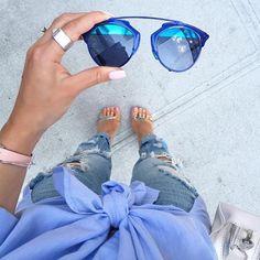 Escolha do dia: #Dior So Real ✔️ Como não se apaixonar? @camilacoelho…