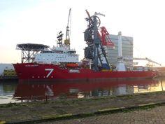 Subsea 7-Seven Waves - Port of Schiedam
