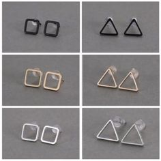 Basic Modern Earring