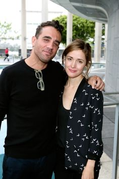Bobby Cannavale & Rose Byrne have been together since 2012