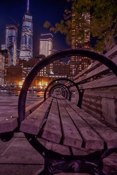 New York at night by Alexander Marte Reyes - The Best Photos and Videos of New York City including the Statue of Liberty, Brooklyn Bridge, Central Park, Empire State Building, Chrysler Building and other popular New York places and attractions.