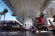 Life's a Fairytale: The Classic Old Vegas - Downtown Las Vegas
