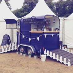 Gin Tin Events The Horse Box Mobile Bar Weddings Private