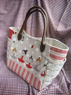 Handmade Tote Bag | por Bear dot com Handmade