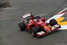 Monaco GP 2014