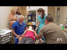 Duck Dynasty: John Luke After Dentist: Willie's Dental Phobia -- Willie can't stand the sight of all the blood coming from Sadie while she's getting dental work. -- http://wtch.it/16aV0