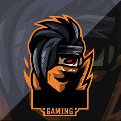 Logo D'art, Foto Logo, Logo Animal, Gaming Logo, Arte Do Hip Hop, Ninja Logo, Warrior Drawing, Team Logo Design, Sport Design