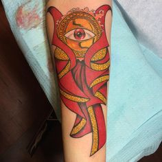 Doctor Strange's Cloak of Levitation and Eye of Agamotto by Chris at Freedom Machine in Pflugerville, TX