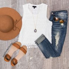 Shoppriceless.Com has some of the cutest clothes. This outfit is one of my many favorites by them.