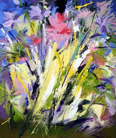 Mario Zampedroni, Flores abstractas. http://fineartamerica.com/featured/2-abstract-flowers-mario-zampedroni.html#