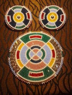 Indian Beadwork, Native Beadwork, Native American Beadwork, Native American Fashion, American Indian Art, American Crow, Seed Bead Art, Beadwork Designs, Native Design