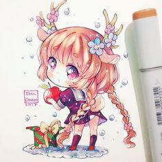 Merry Christmas!!!!!! ❄⛄ Feliz navidad!!!!! ❄⛄ _ Lo subo antes porque después estaré con mi familia :D/