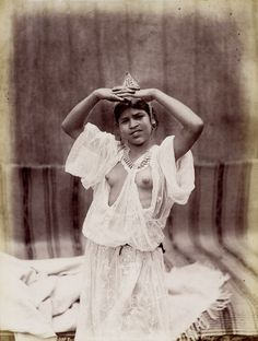 Algerian Women. 1870s/1880s
