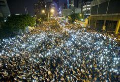 香港人的雨傘革命 | 飛法公民 - Yahoo 新聞香港