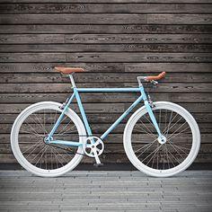 Mit Sorgfalt gefertigte Zweiräder