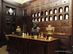 Impressions d'Avignon: La pharmacie de l'hôpital - Université Sainte Marthe