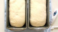 Place a heating pad under frozen bread dough on high - the dough will not only rise quicker, but give it a more consistent baking texture as the heat is applied evenly.