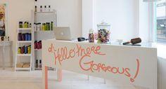 The friendliest reception desk in town...  www.theparlourlondon.com