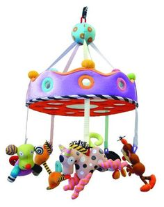 10 Baby Crib Toy Just For You