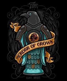 Murder of Crows Shirt
