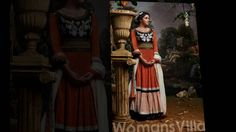 Designer Indo Western Salwar Suit Online Collection
