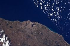 """Chris Hadfield   """"Havana has a beautifully protected harbour, as well as some of the Caribbean's most stunning architecture."""""""