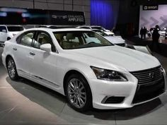 2016 Lexus LS revealed at  LA Auto Show 2014 -   Biggest change is the  improved infotainment  system with updated NAV  and backup Camera - LED  Dome Lights - F Sport  model gets Sport tuned Air  Suspension - 19 inch  wheels