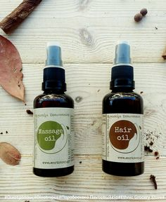 Massage oil / hair oil Hair Massage, Massage Oil, Hair Oil, Shampoo, Personal Care, Bottle, Products, Self Care, Personal Hygiene