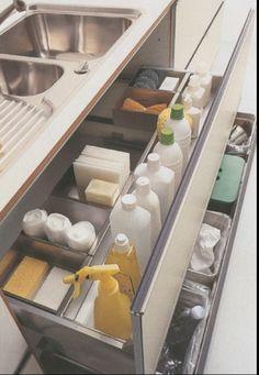 Valcucine Logica kitchen cabinets