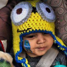 #StickAMinionOnIt  #BabyDeAdrian  #Minion  #ChiquitaBanana  #BaNaNa  #Cheerful