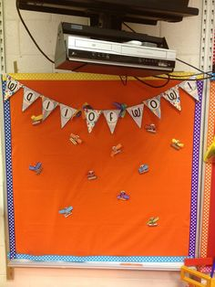 """Love this for students to show off what they are proud of. I feel like not calling it a """"Brag Board"""" will foster sharing of personal bests!"""