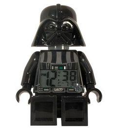 DESPERTADOR LEGO STAR WARS: DARTH VADER