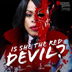 Could Denise be the Red Devil? #ScreamQueens
