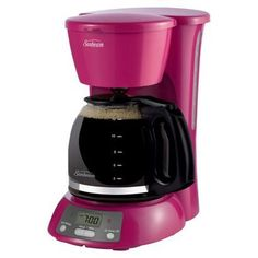 1000+ images about I dream in PINK:Home on Pinterest Pink kitchens, Coffeemaker and Water ...