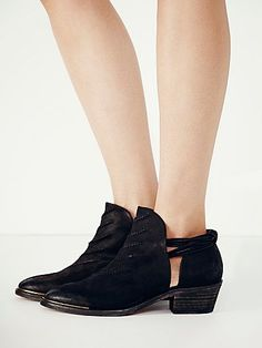 Southern Cross Ankle Boot (black) $268