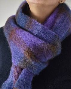 Buy Cushendale women's mohair hats and scarves in beautiful ...