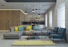 3 Types Of Chic Home Interior Designs Which Show an Eclectic Decoration Ideas Around It
