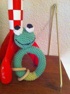 Fingernem: DIY: Frede Frø Rangle