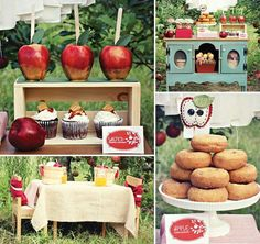 Fall Apple Party <3