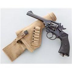 Webley MK IV Double Action Revolver