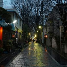 夜散歩のススメ「鬼子母神参道」 東京都豊島区雑司が谷