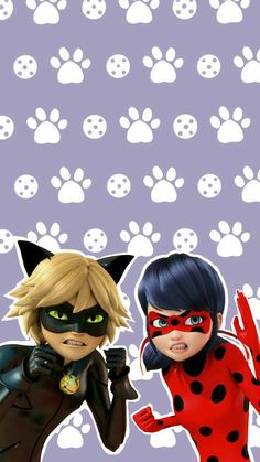 #LadyNoir Miraculous Wallpaper, Miraculous Ladybug, Wallpapers, Black People