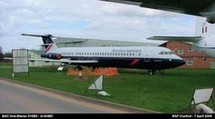 BAC One-Eleven 510ED - G-AVMO by graham.wood.14661