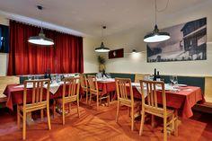 Dining area at Chalet Amalien Haus, St Anton. Ski holidays with flexiski.