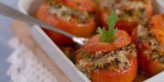 Jul 2019 - Marinda Kook Mozzarella, Stuffed Peppers, Chicken, Dinner, Vegetables, Food, Dining, Stuffed Pepper, Food Dinners