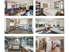 keeping-up-with-the-jenners: kendall's Apartment VS kylie's. - Photos of Kylie Jenner Kylie Jenner Haus, Calabasas Homes, Kardashian Home, Home Organisation, Organization, Dream Apartment, Interior Design Companies, Celebrity Houses, New Room